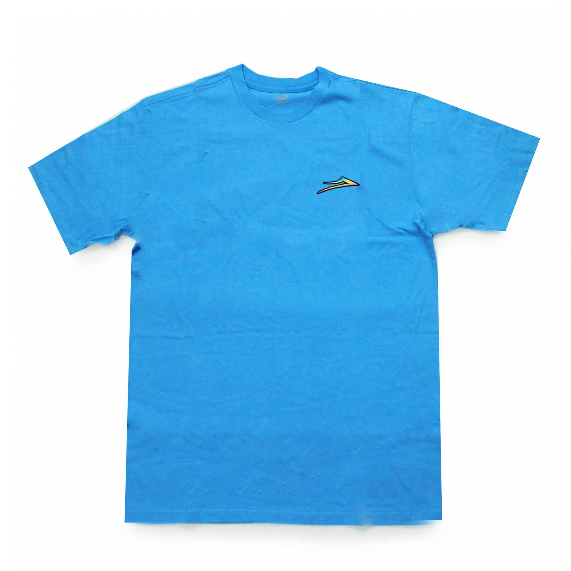 Camiseta Lakai Fade Azul