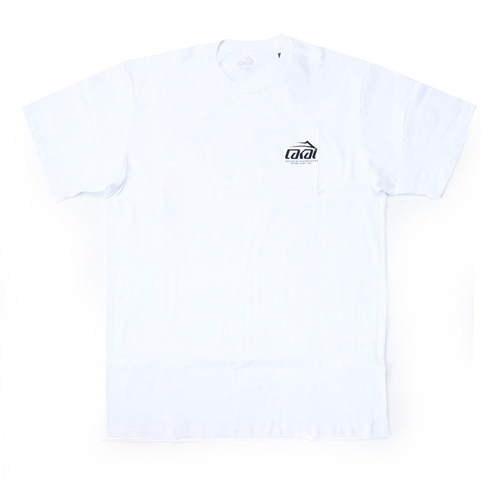 Camiseta Lakai Inspired - Branco