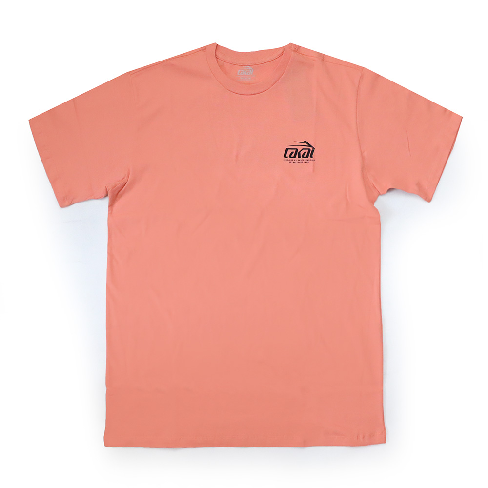 Camiseta Lakai Inspired - Salmão