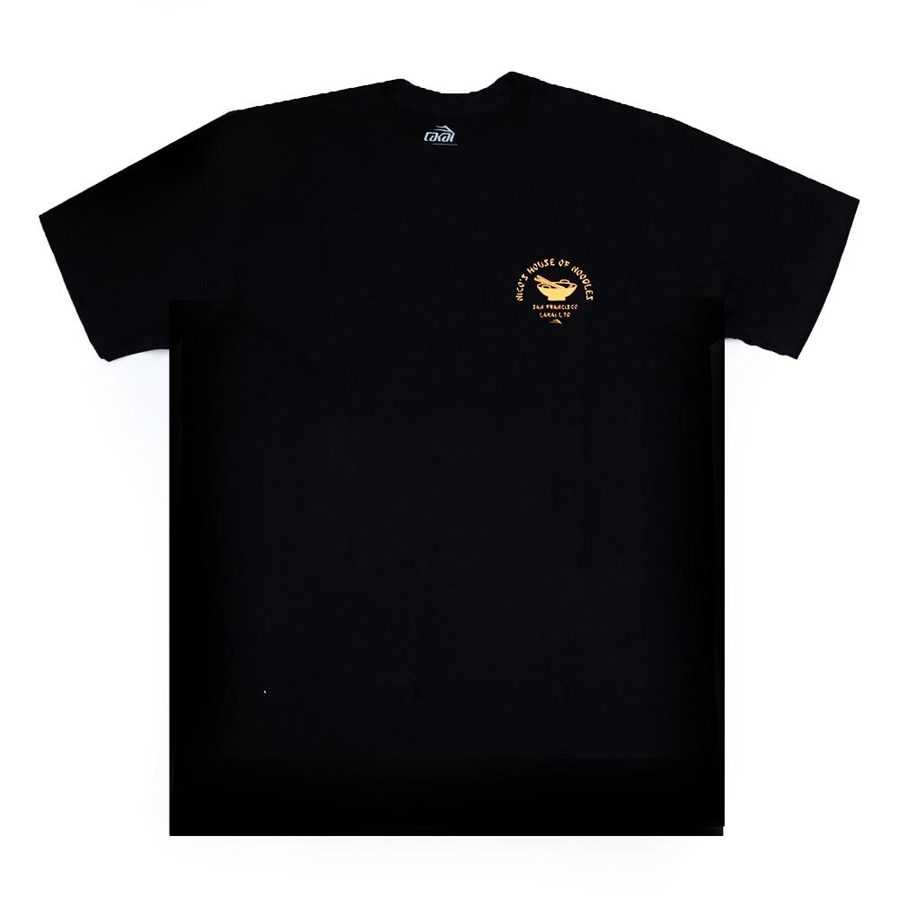 Camiseta Lakai Nico's House - Preto