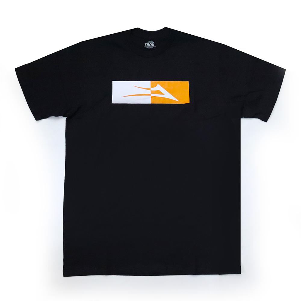 Camiseta Lakai Split - Preto
