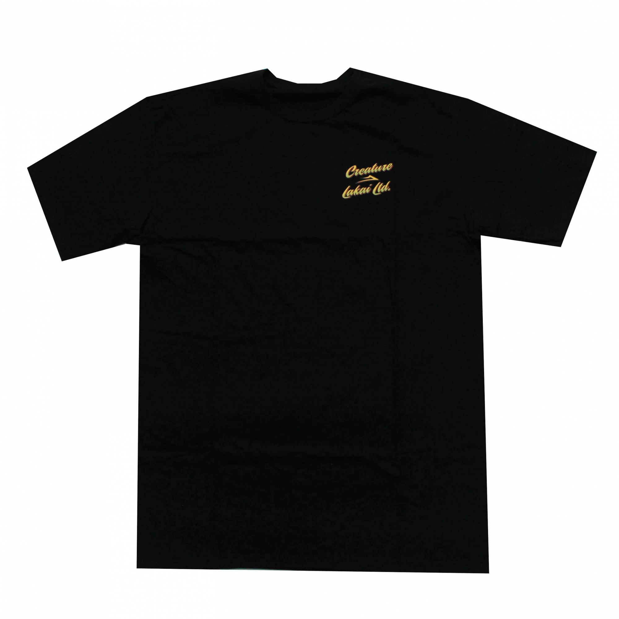 Camiseta Lakai x Creature Kali - Preto (Limitada)