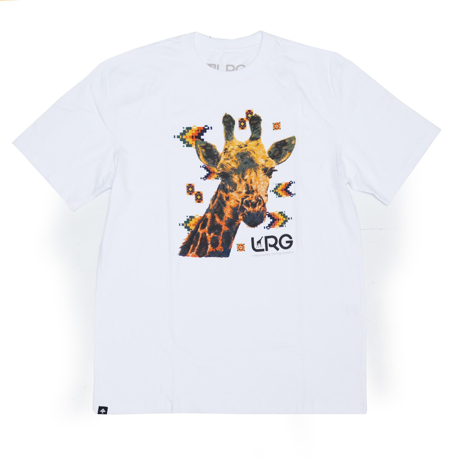Camiseta LRG Above - Branco