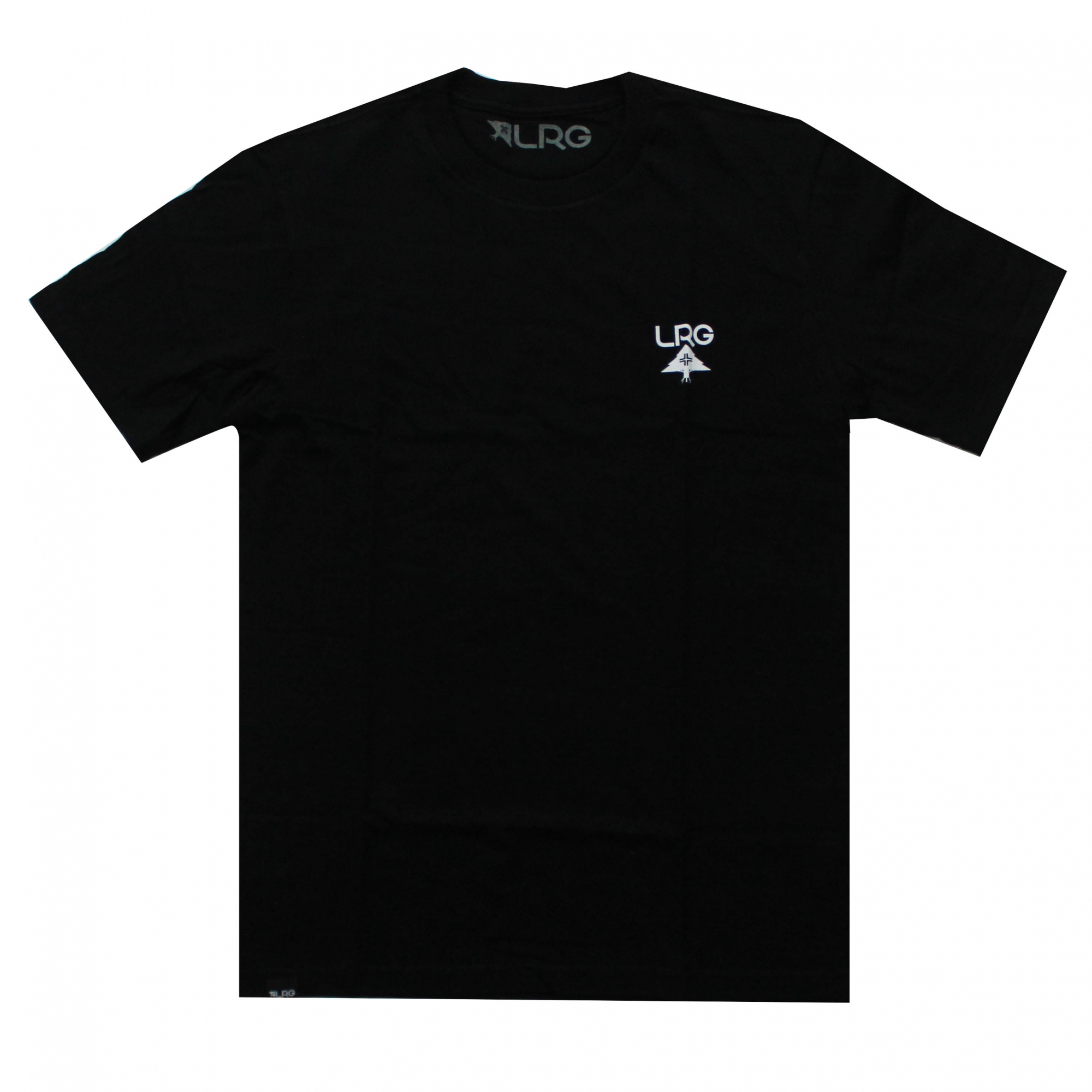 Camiseta LRG Logo Plus - Preto