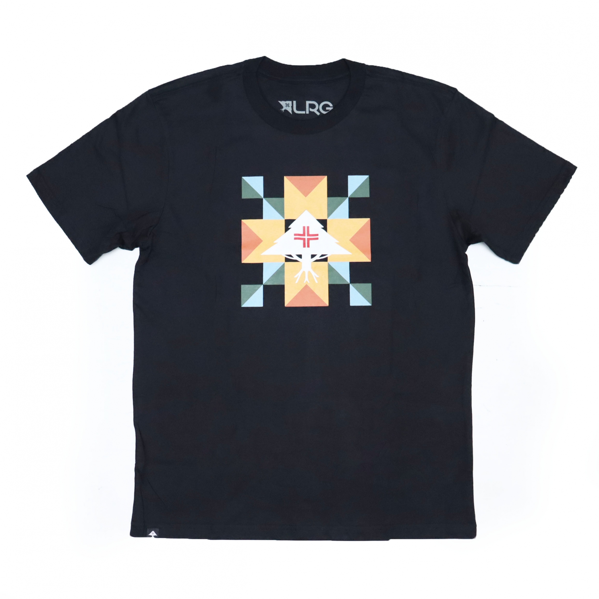 Camiseta LRG Tree Rituals - Preto