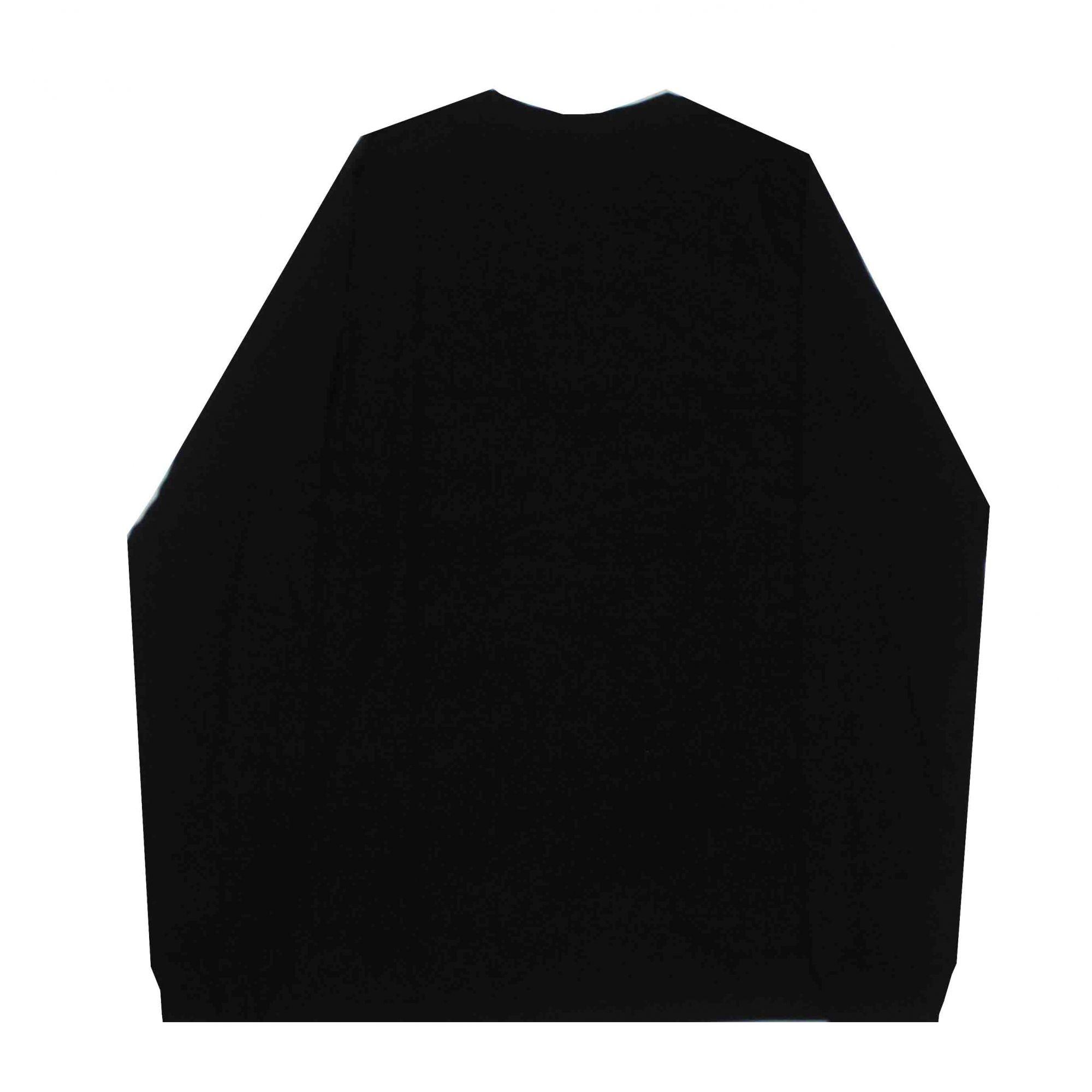 Camiseta Manga Longa Drop Dead Og Slleve Black