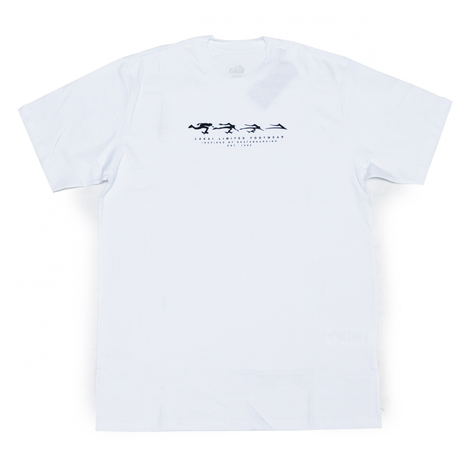 Camiseta Manga Longa Lakai Evolve - Branco