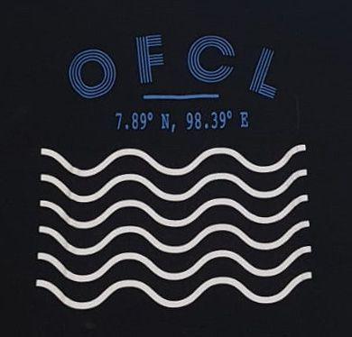 Camiseta Official Wave Preta
