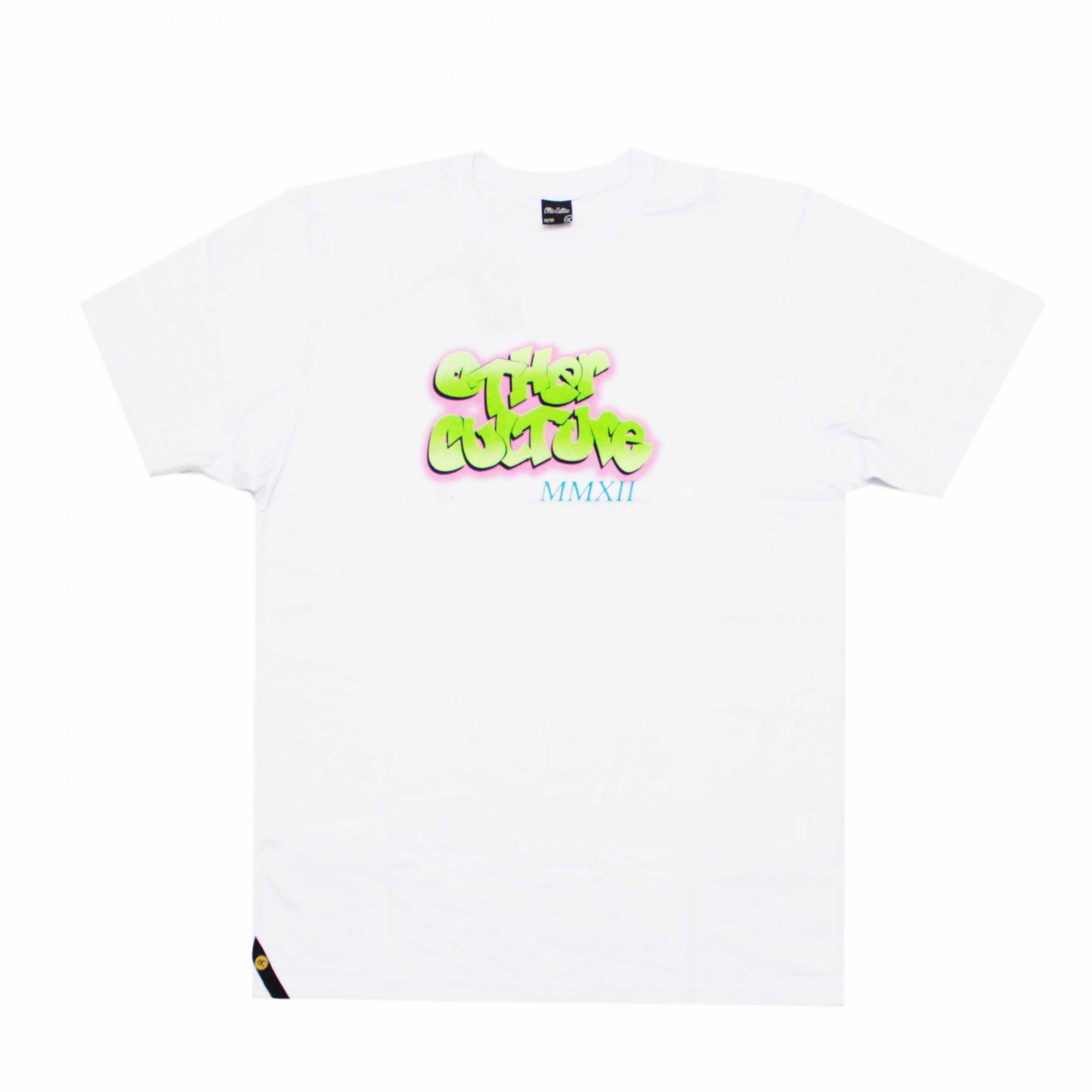 Camiseta Other Culture Bel Air - Branco