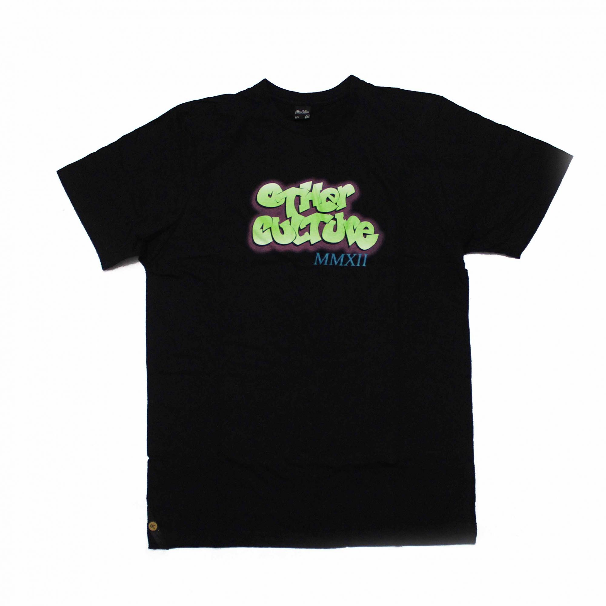 Camiseta Other Culture Bel Air Preto
