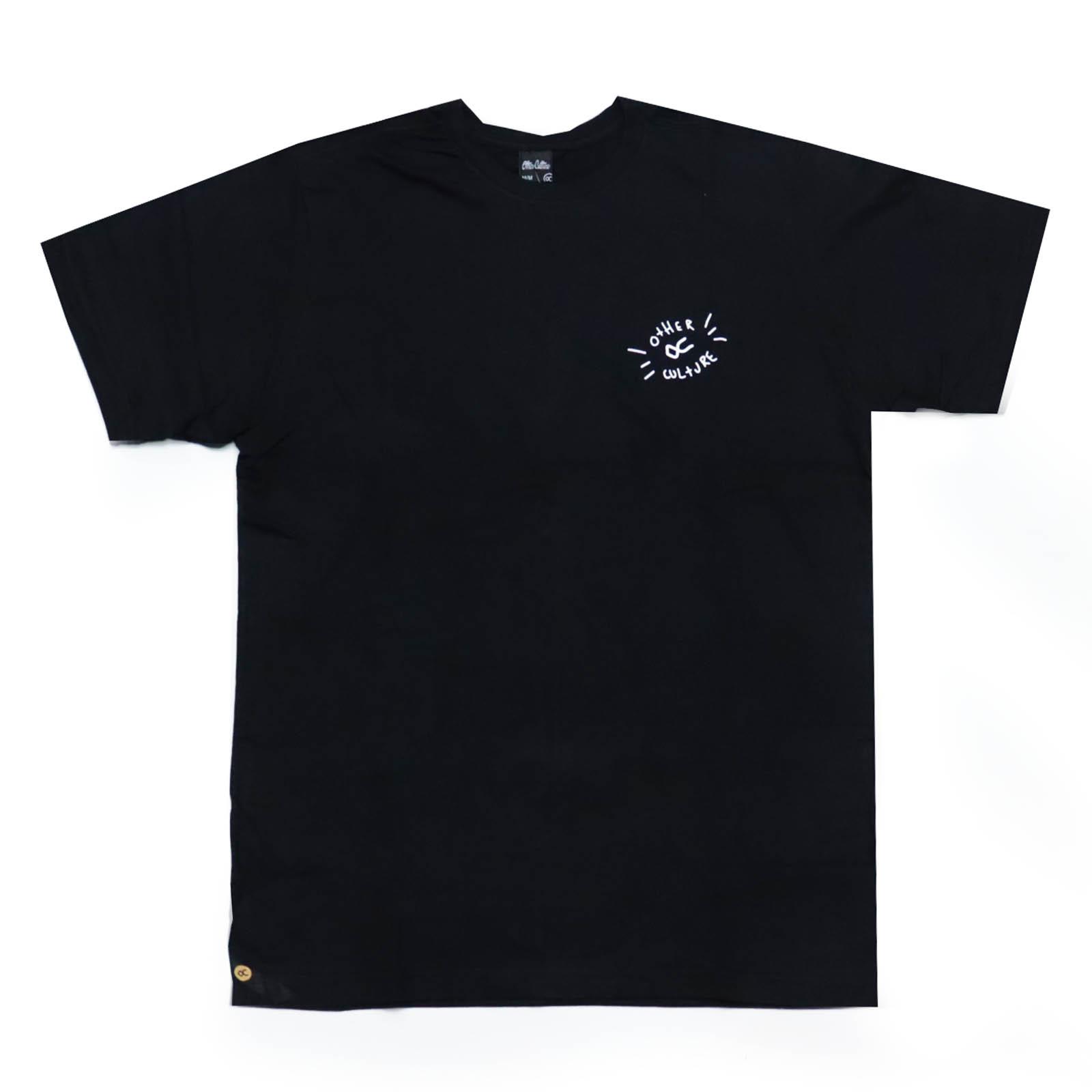 Camiseta Other Culture Cactus - Preto