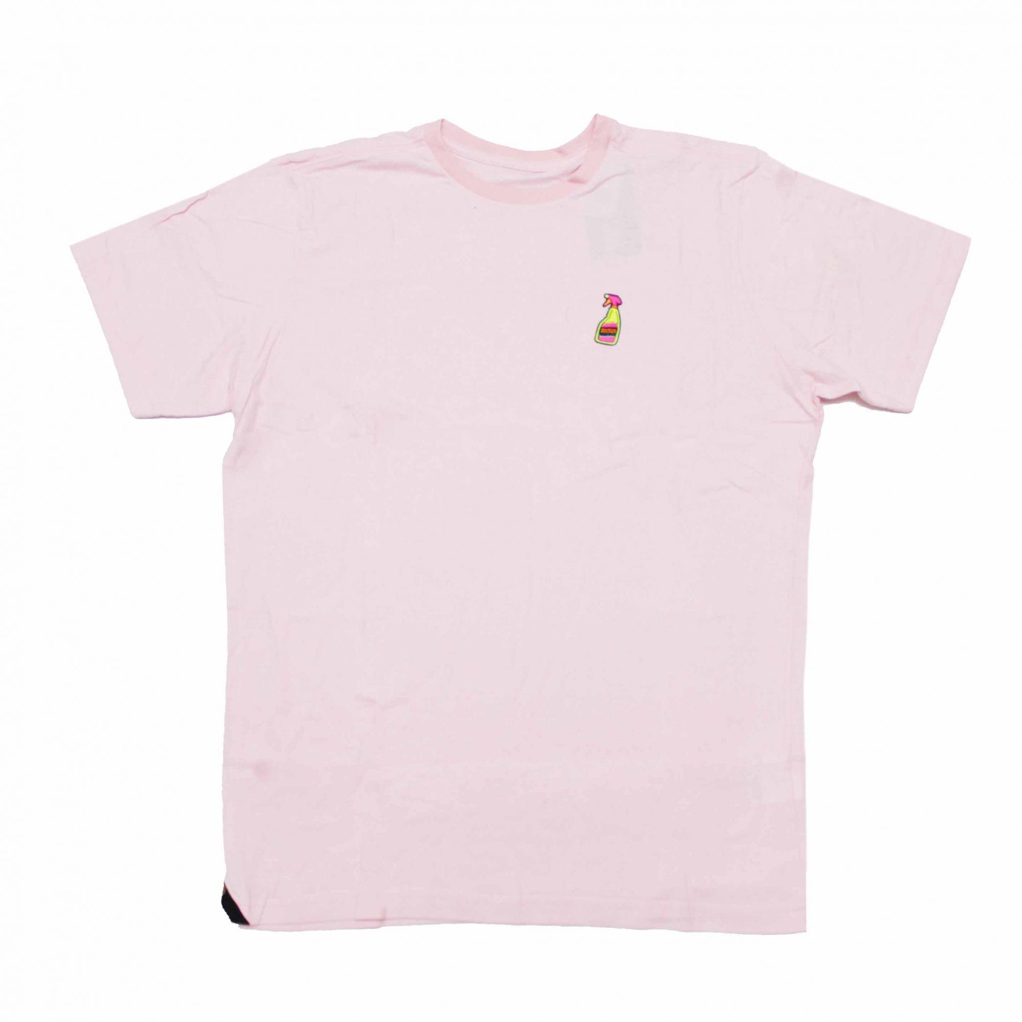 Camiseta Other Culture Remove Rosa