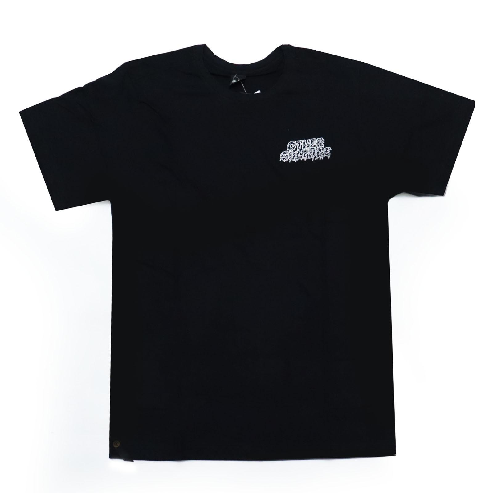 Camiseta Other Culture Smile - Preto