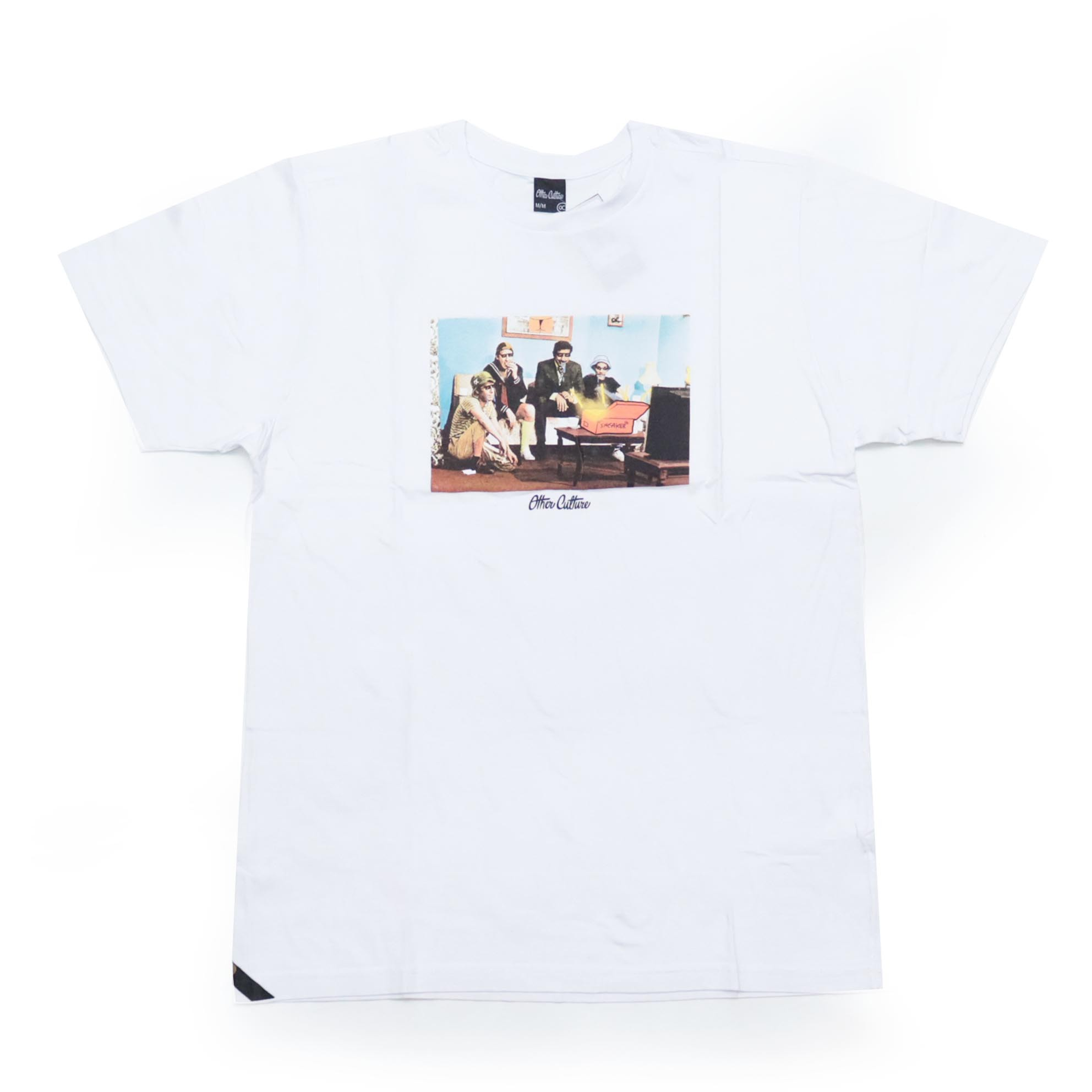 Camiseta Other Culture Sneakerheads Gang - Branco
