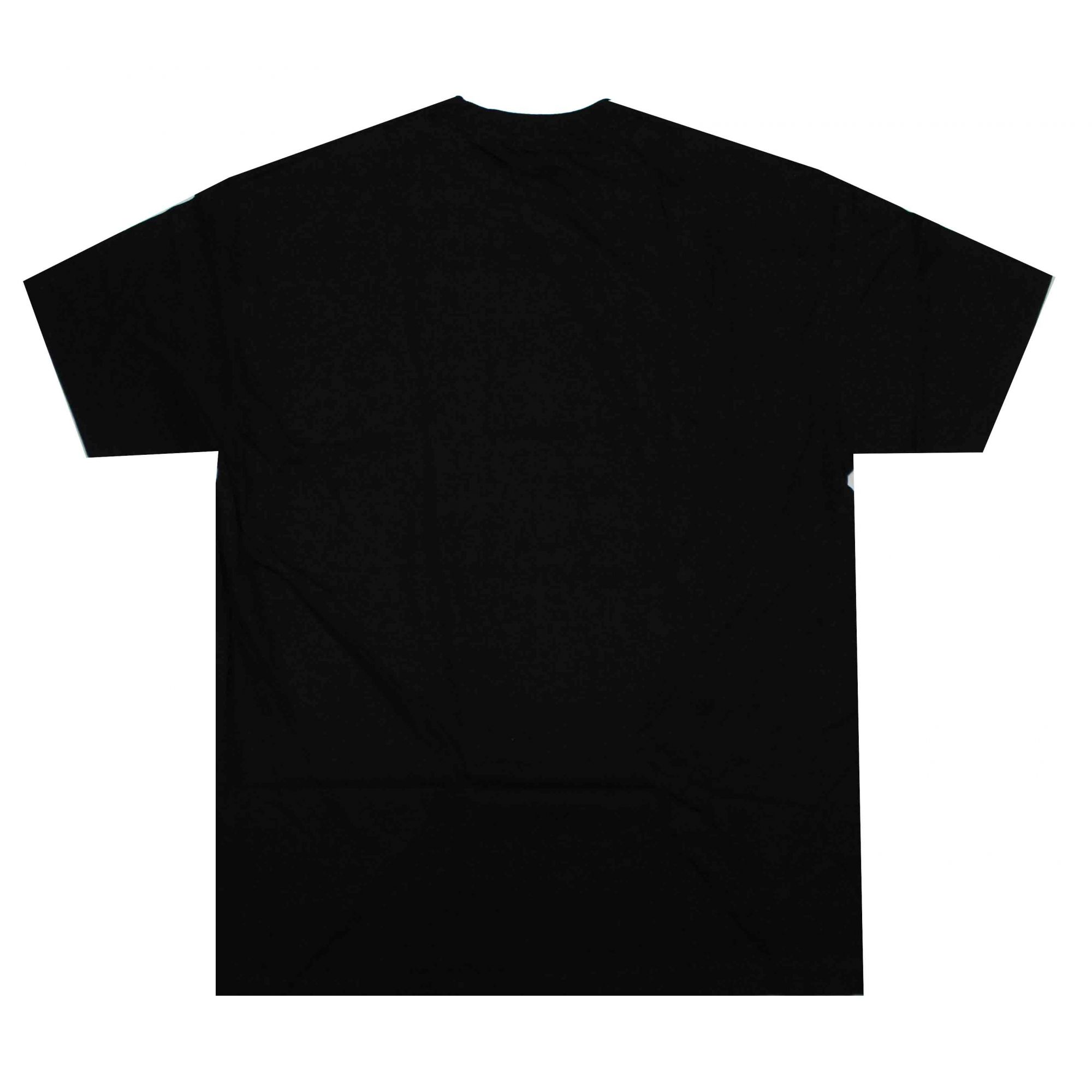 Camiseta Primitive Nuevo Script Core Tee Preto/Dourado
