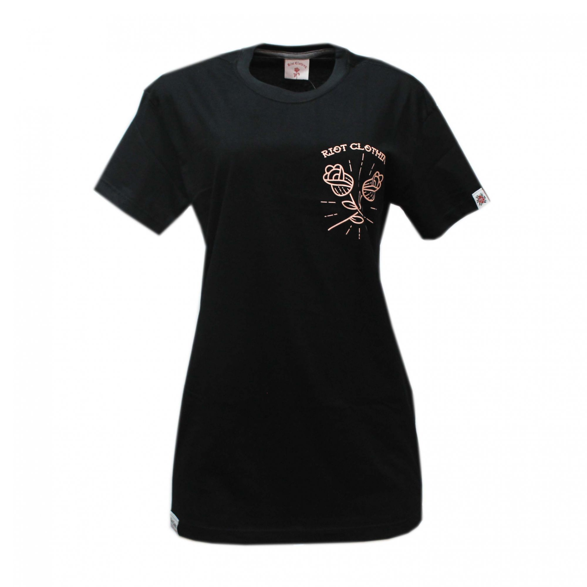 Camiseta Riot 2Love Preto