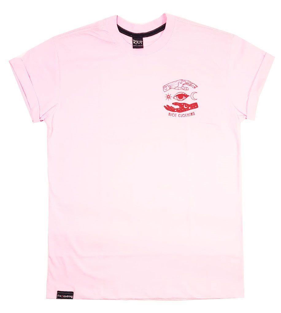 Camiseta Riot Mystic Pink