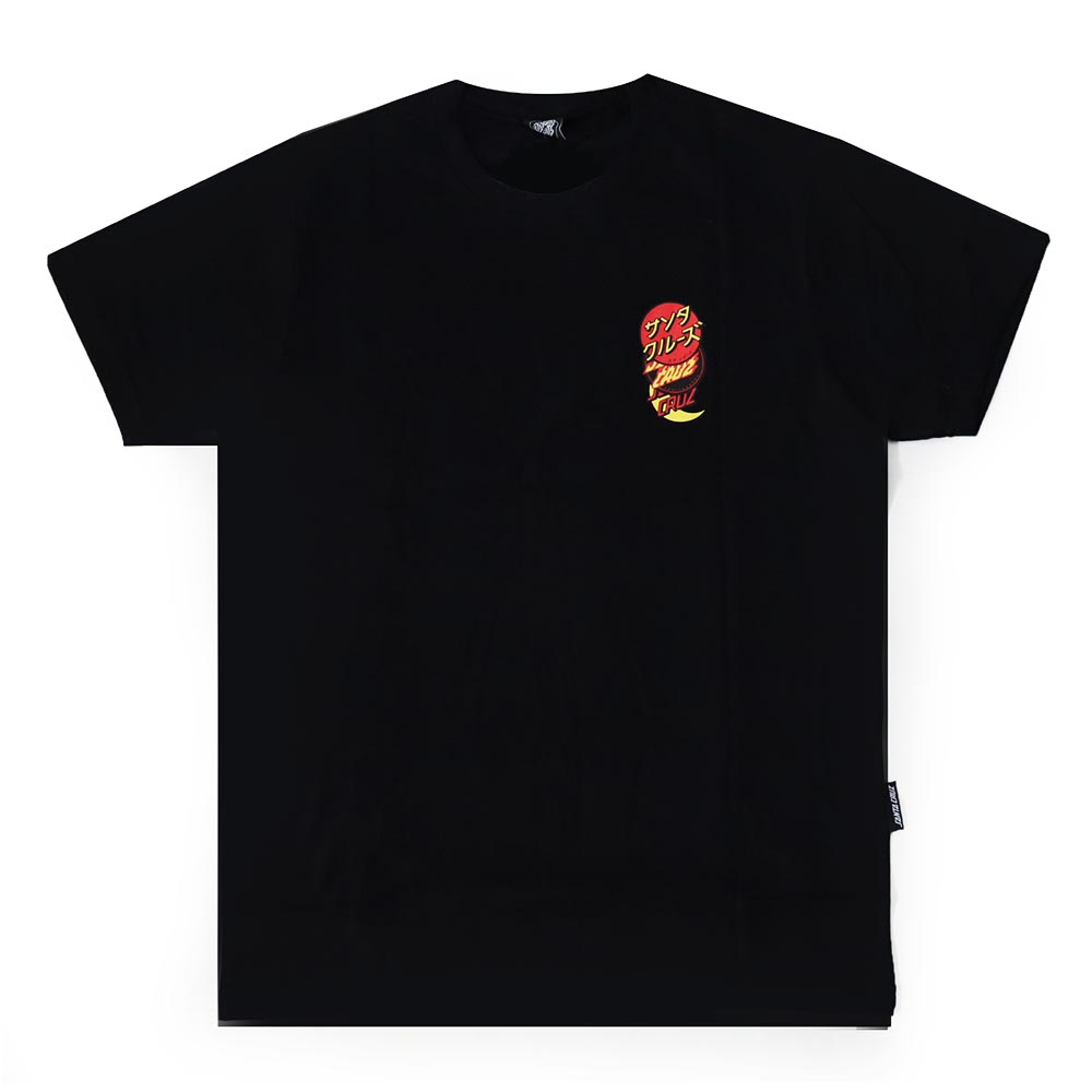 Camiseta Santa Cruz Group Dot - Preto