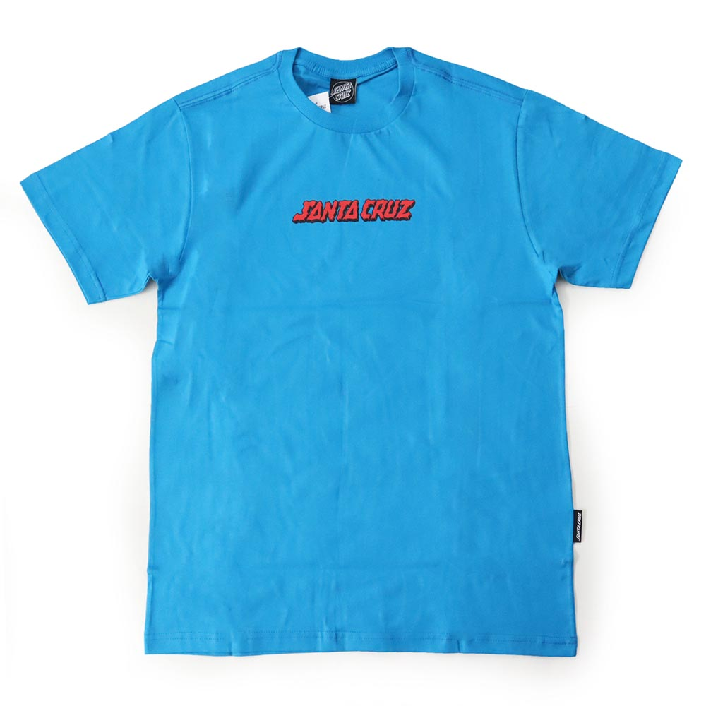 Camiseta Santa Cruz Mandala Hand - Azul