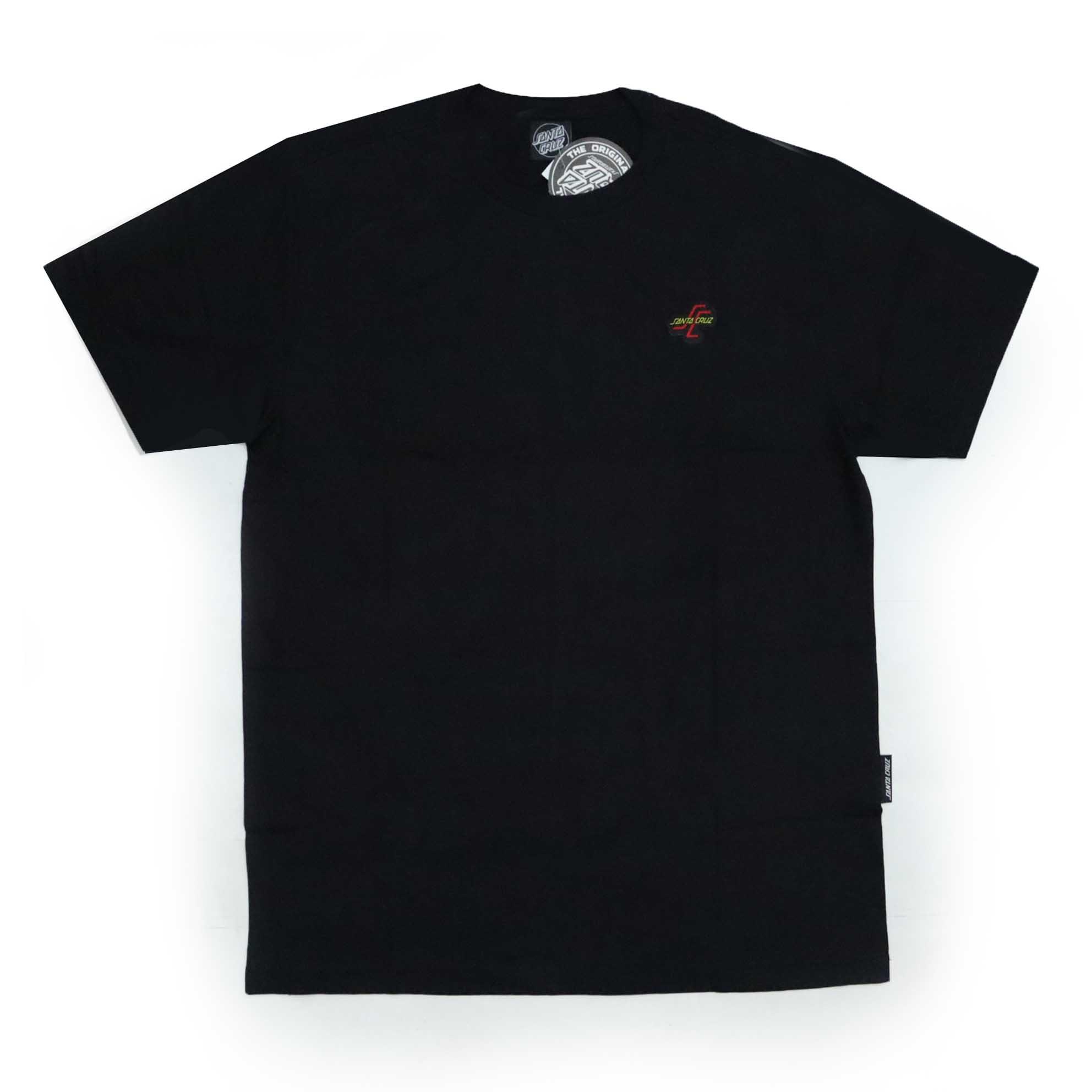 Camiseta Santa Cruz O.G.S.C Chest - Preto