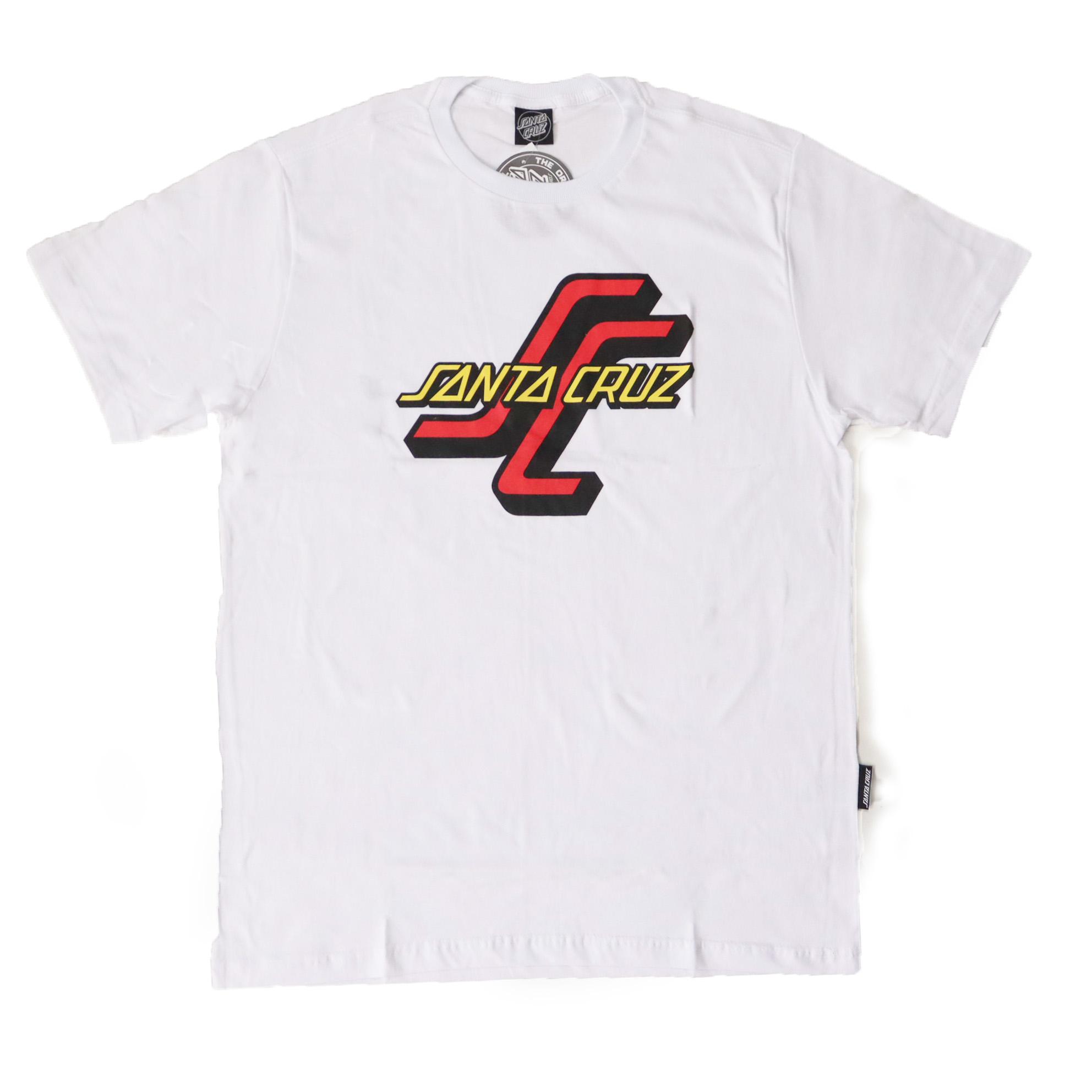 Camiseta Santa Cruz OGSC - Branco