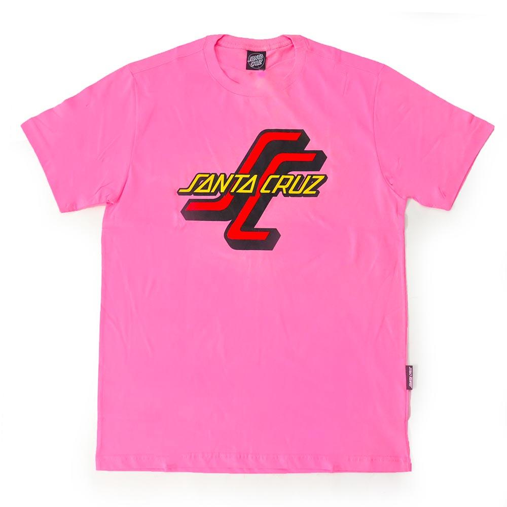 Camiseta Santa Cruz OGSC - Rosa