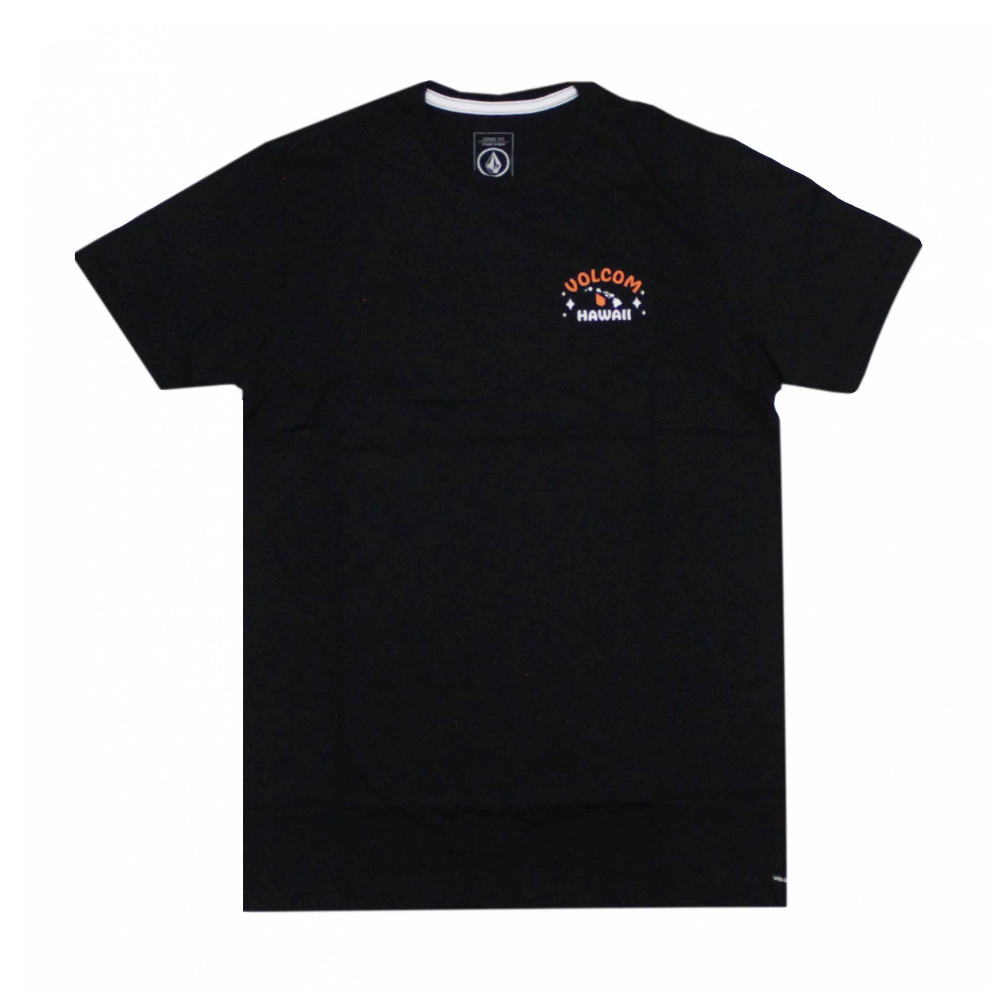 Camiseta Volcom Better Leid - Preto