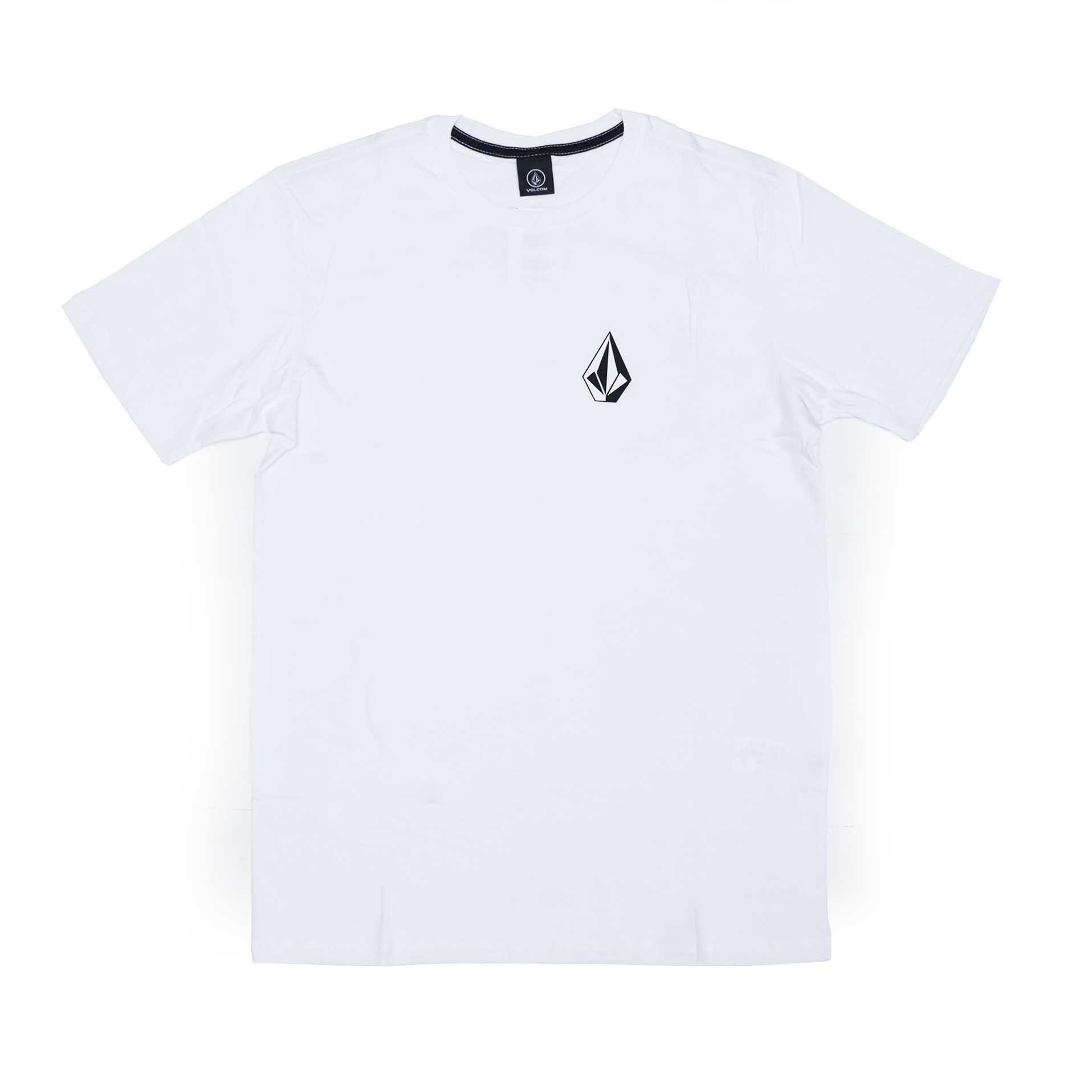 Camiseta Volcom Deadly Stone - Branco