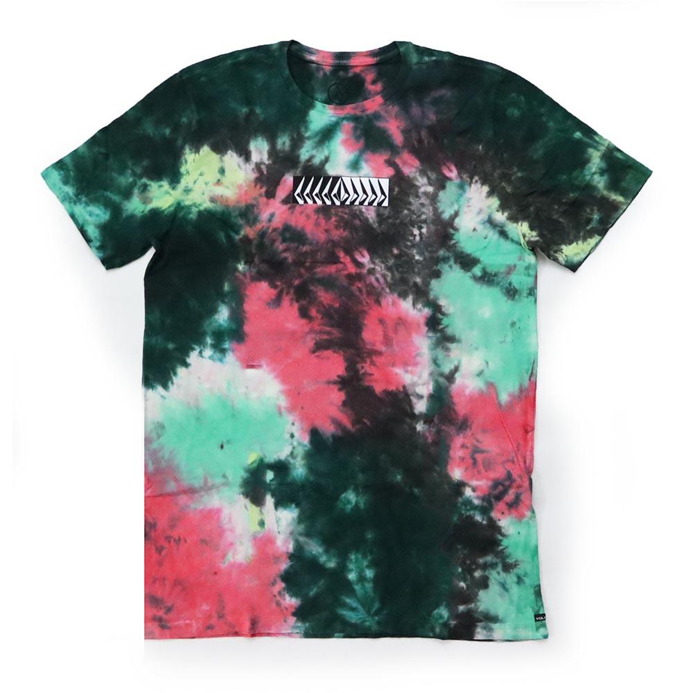 Camiseta Volcom Position - Tie Dye