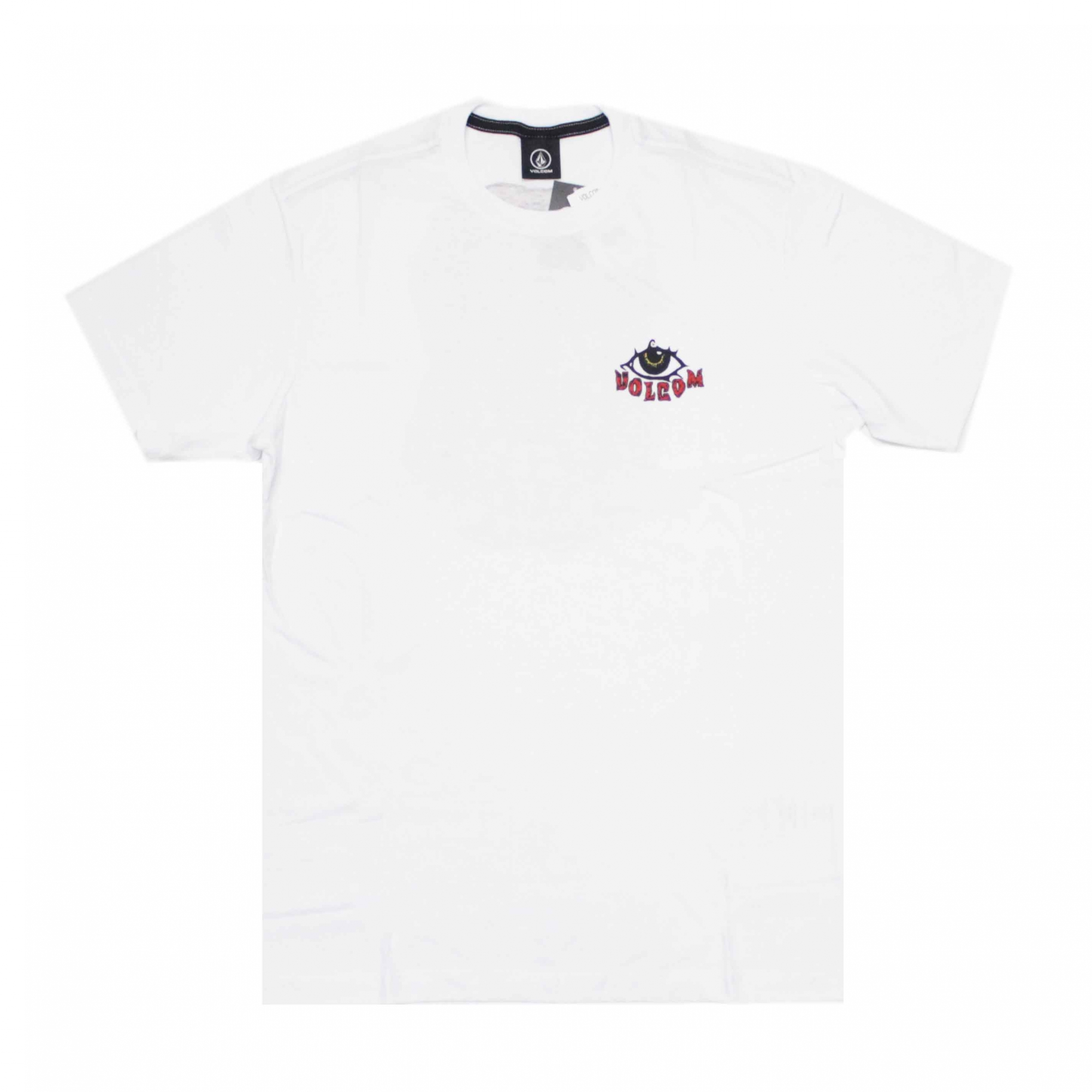 Camiseta Volcom Stone Grown - Branco