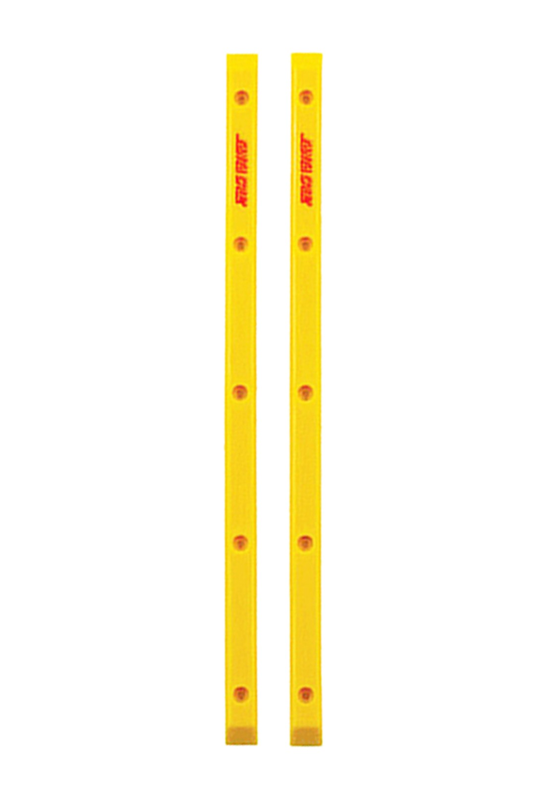 Grabber Santa Cruz  Slimline Rails - Amarelo