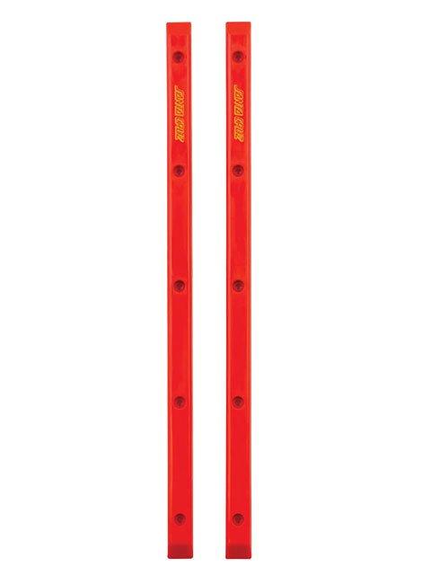 Grabber Santa Cruz  Slimline Rails - Vermelho