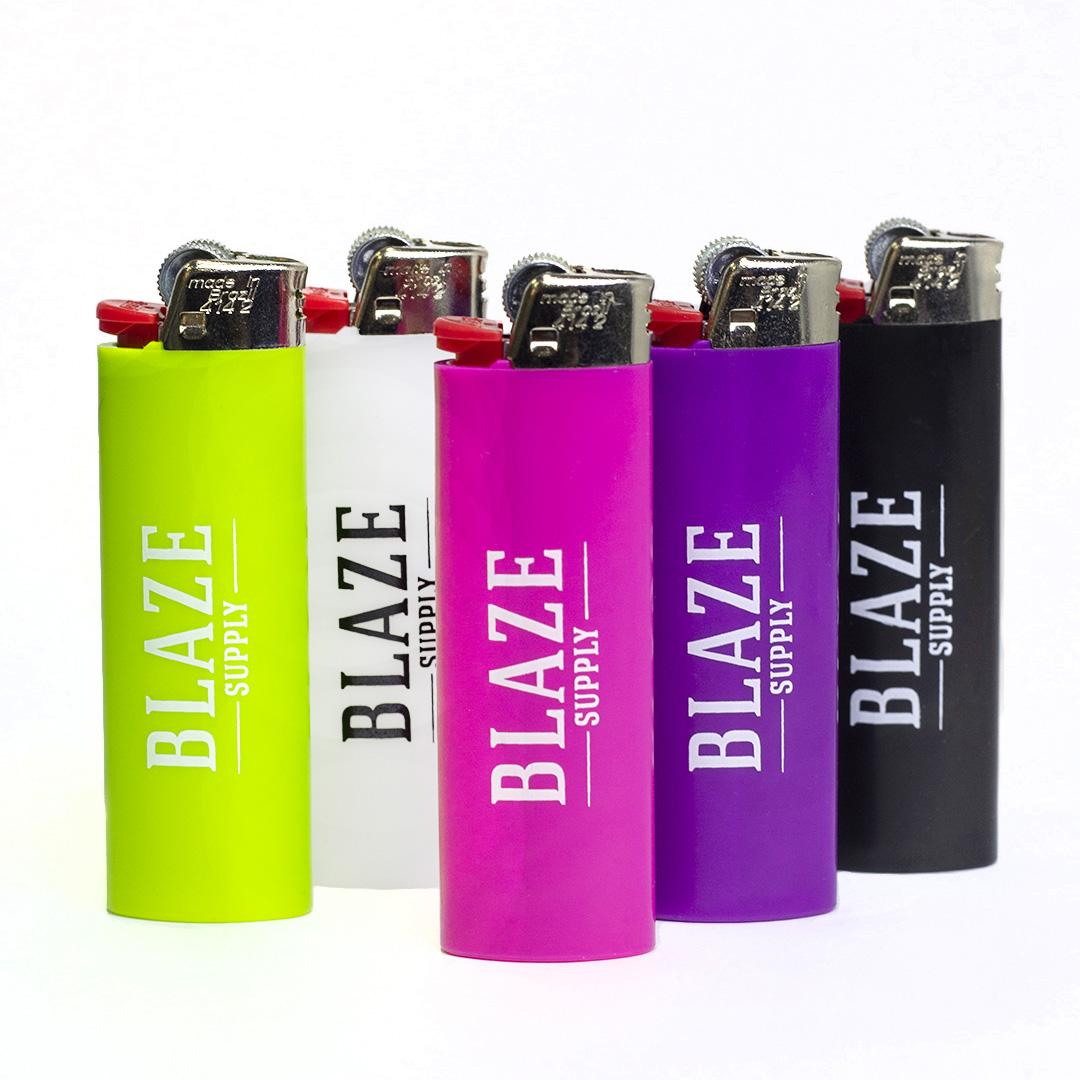 Isqueiro Blaze x Bic Lighter