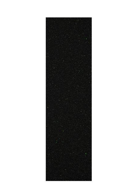 Lixa Mob Grip Emborrachada M-80 Glitter - Preto/Verde Importada - 9.0