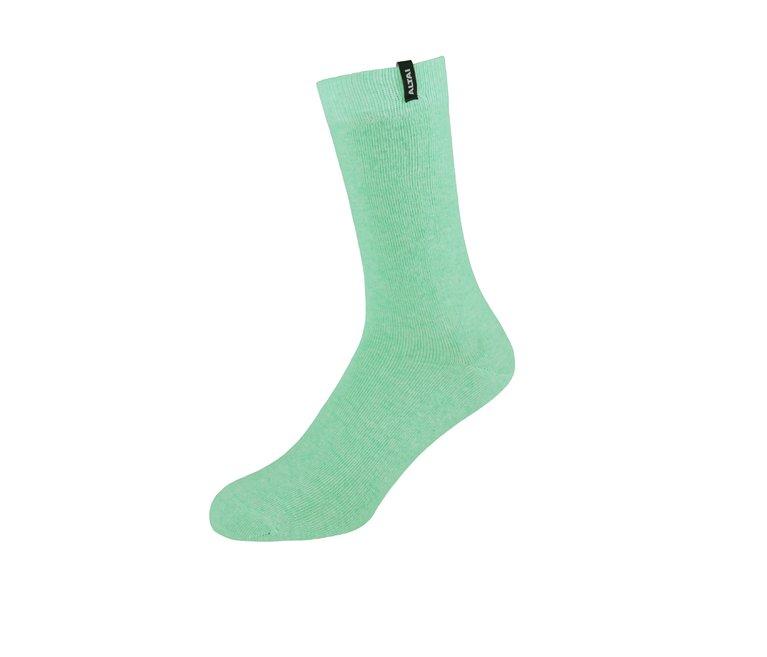 Meia Altai Colors Bio - Verde