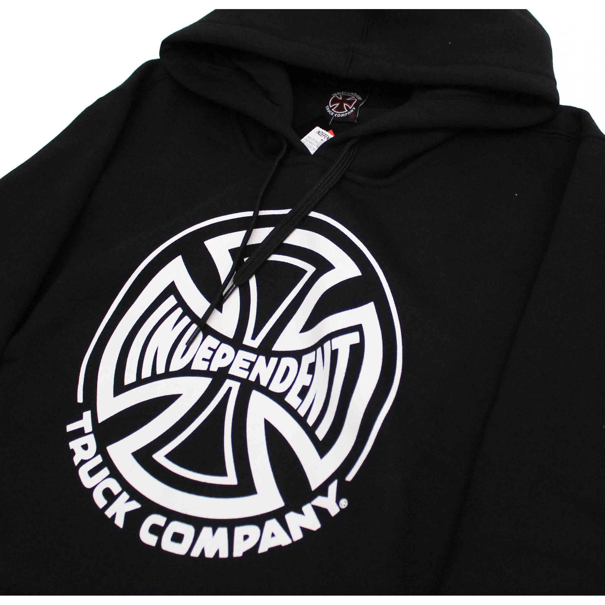 Moletom Independent Hood Truck Co 1 Color Black