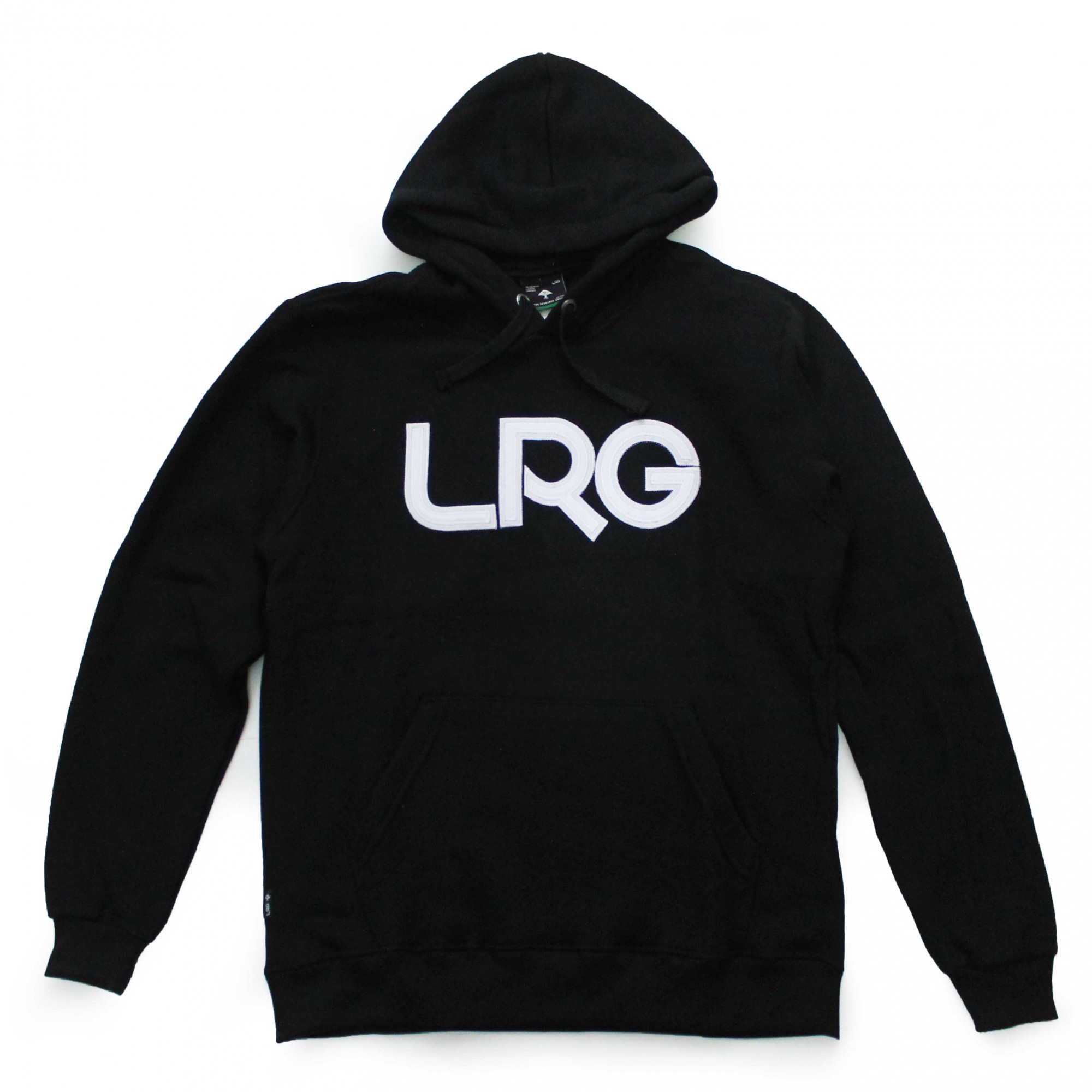 Moletom LRG Canguru Lifted Snow Preto