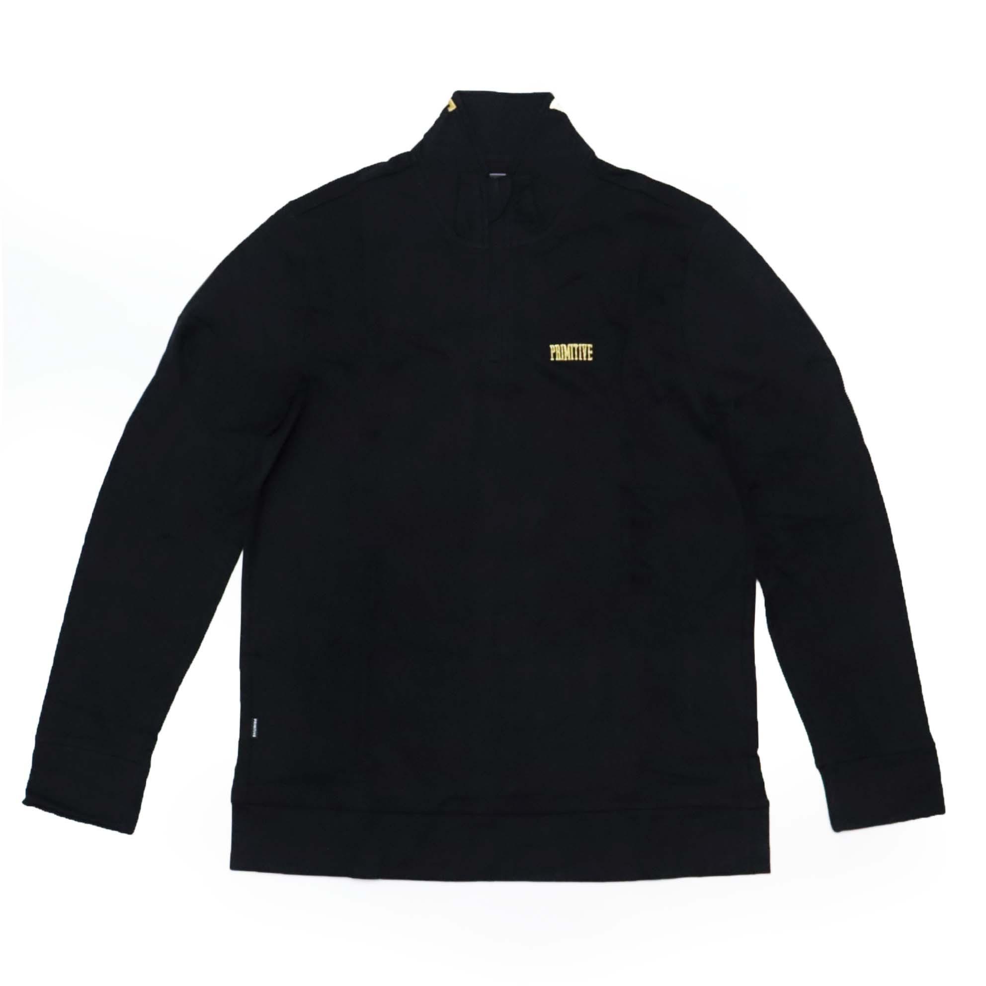 Moletom Primitive Pullover - Preto (Importado)