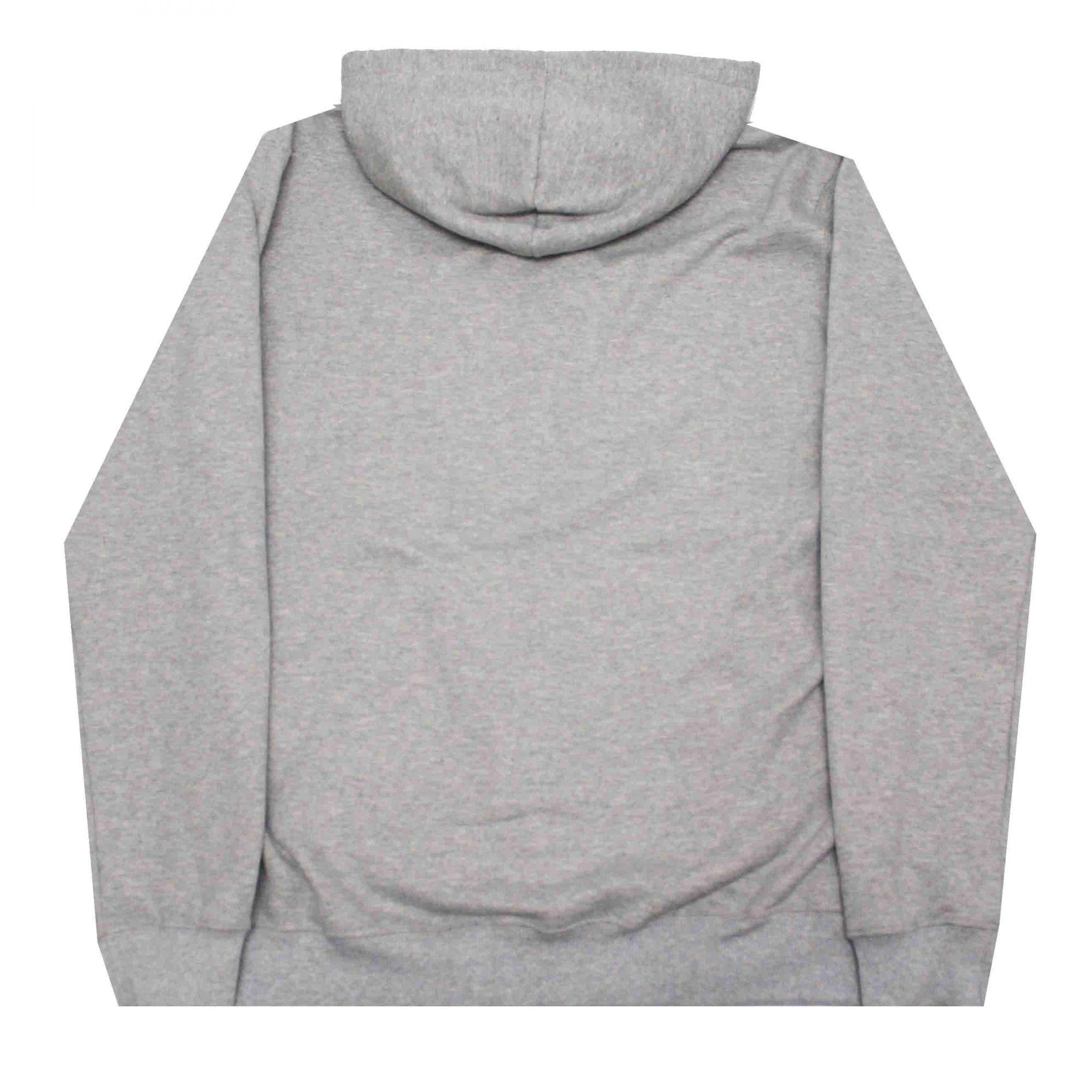 Moletom Thrasher Magazine Zipper Mini Skate Mag Hoodie Grey