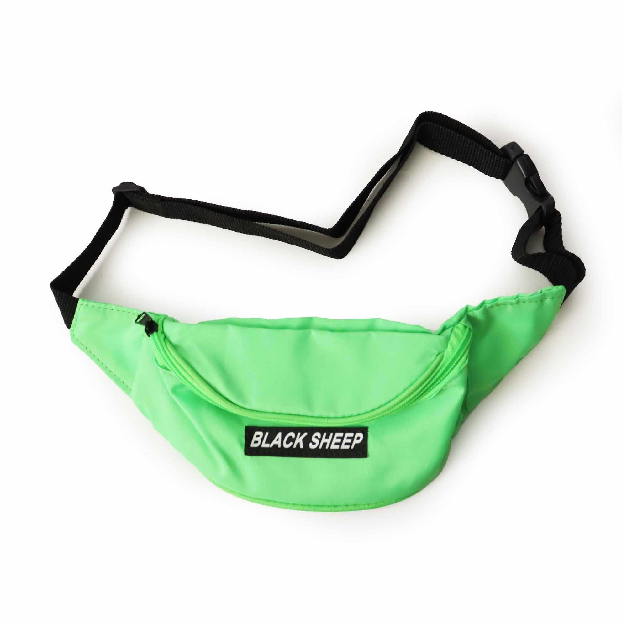 Pochete Black Sheep Color - Verde Neon