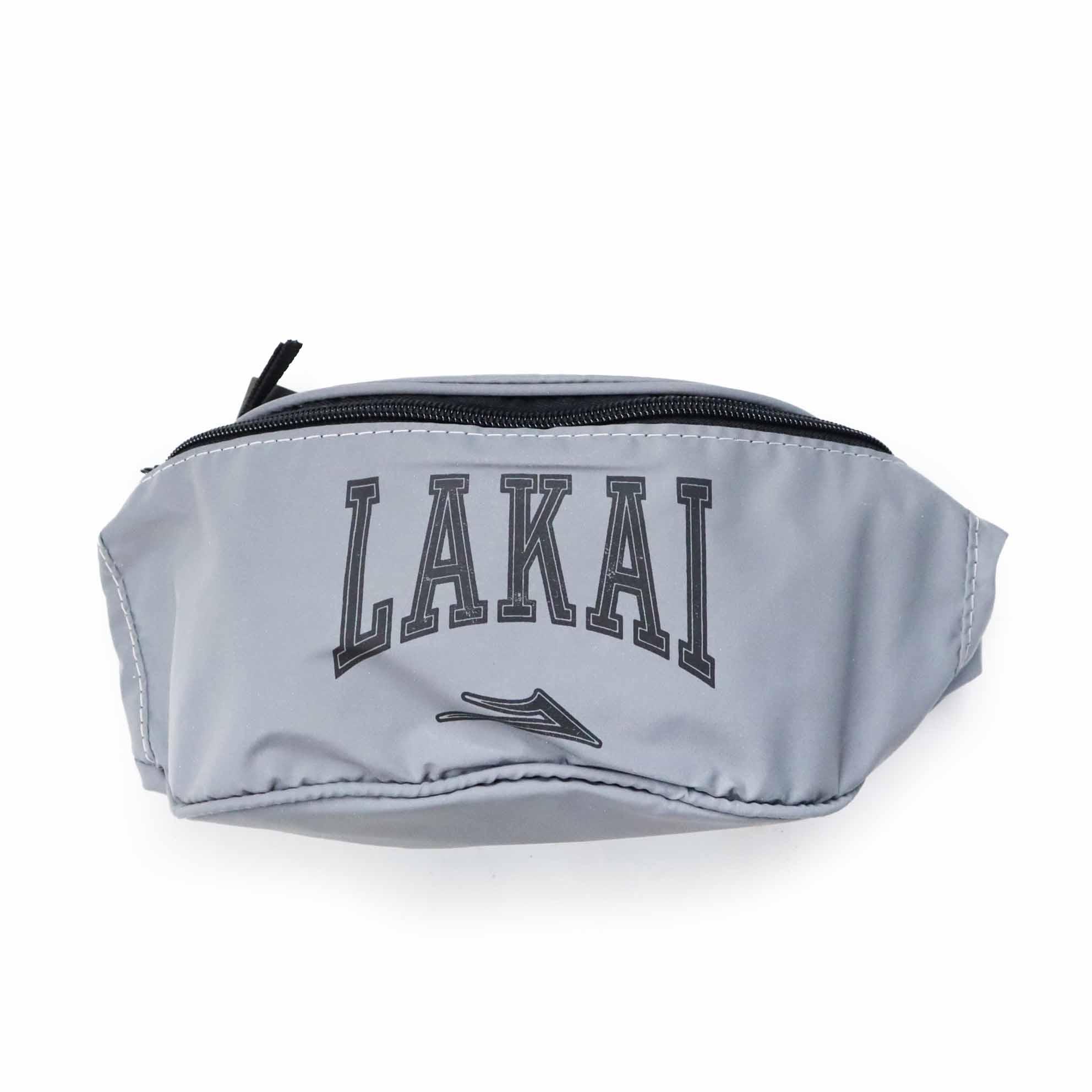 Pochete Lakai - Cinza (Refletivo)