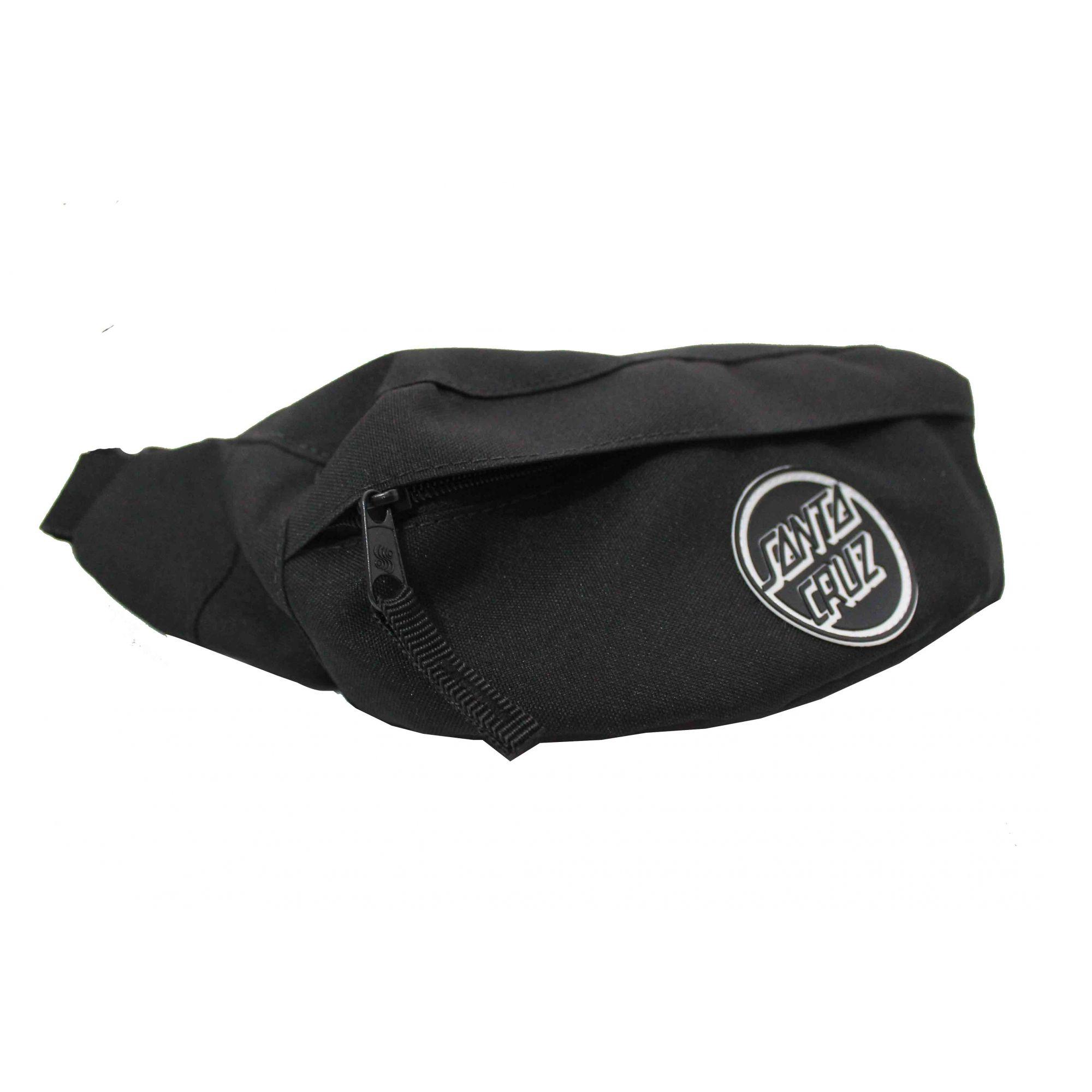 Pochete Santa Cruz Opus Dot Bag Pack Black