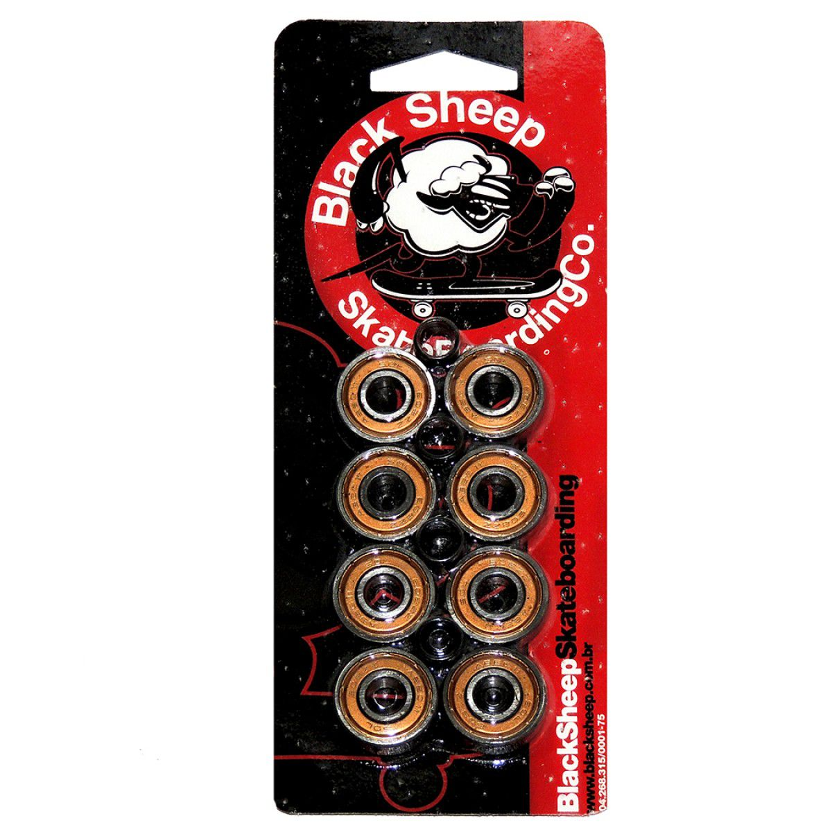 Rolamento Black Sheep  - Abec 11