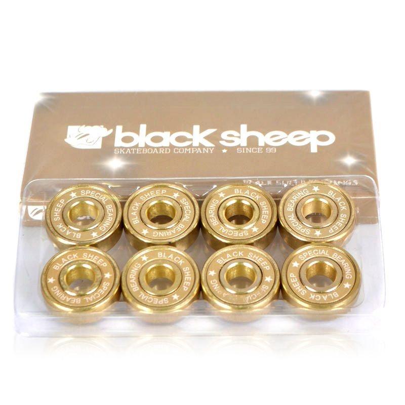 Rolamento Black Sheep Precision - Gold