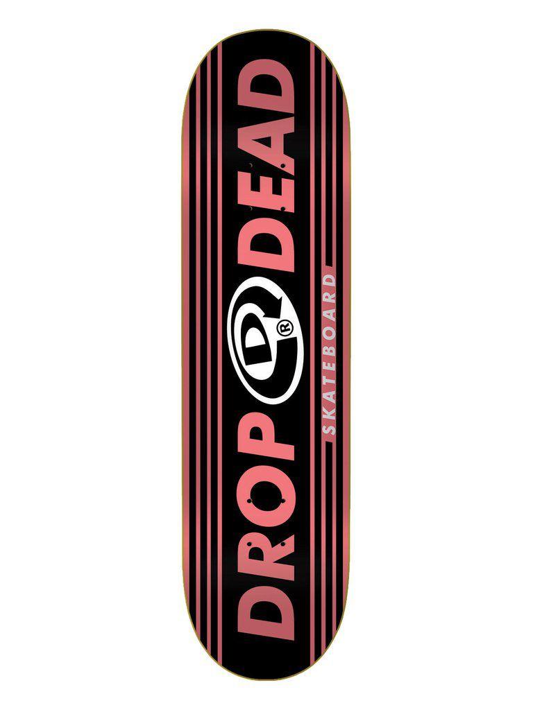 Shape Drop Dead Linear Rosa/Preto - 8.25