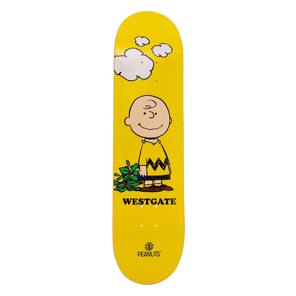 Shape Element x Snoopy Maple Charlie Brown West - 8.0