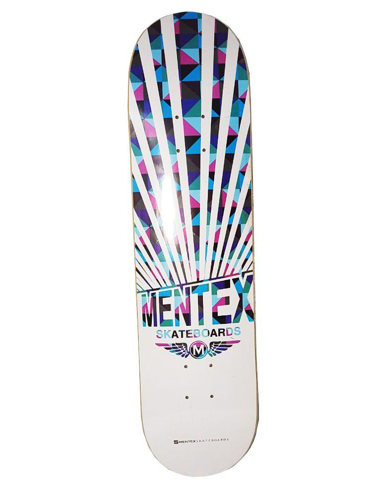 Shape Mentex White/Blue - 8.0""