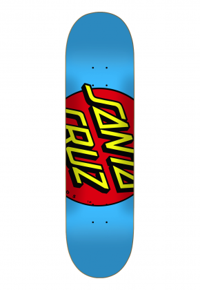 Shape Santa Cruz Big Dot Blue - 8.0