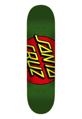 Shape Santa Cruz Big Dot Green - 7.75