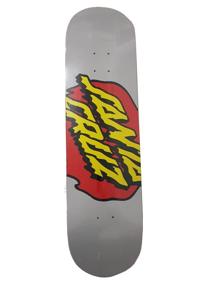 Shape Santa Cruz Drip Dot Grey - 8.3